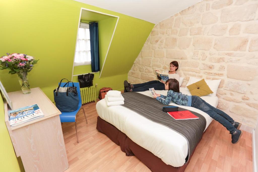 Le Montclair Hostel - Laterooms