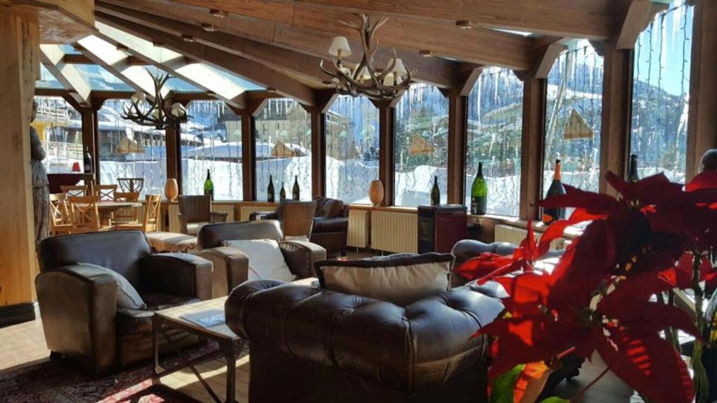 Grand Hotel Sestriere Sestriere, Italy