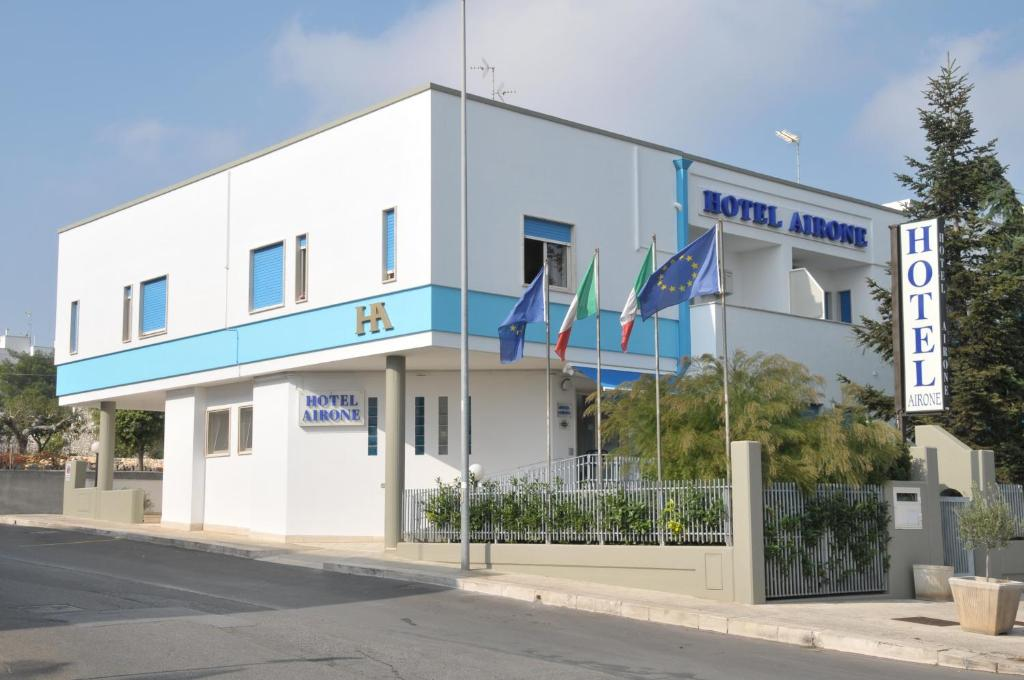 Hotel Airone - Laterooms