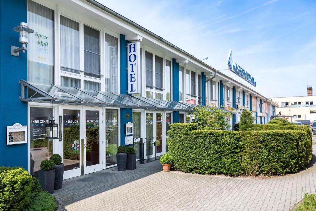 Hotel Spree Idyll Berlin, Germany
