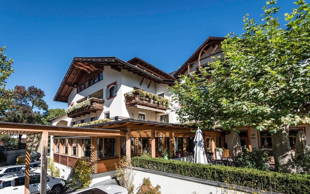 Hotel Pacher Bressanone, Italy