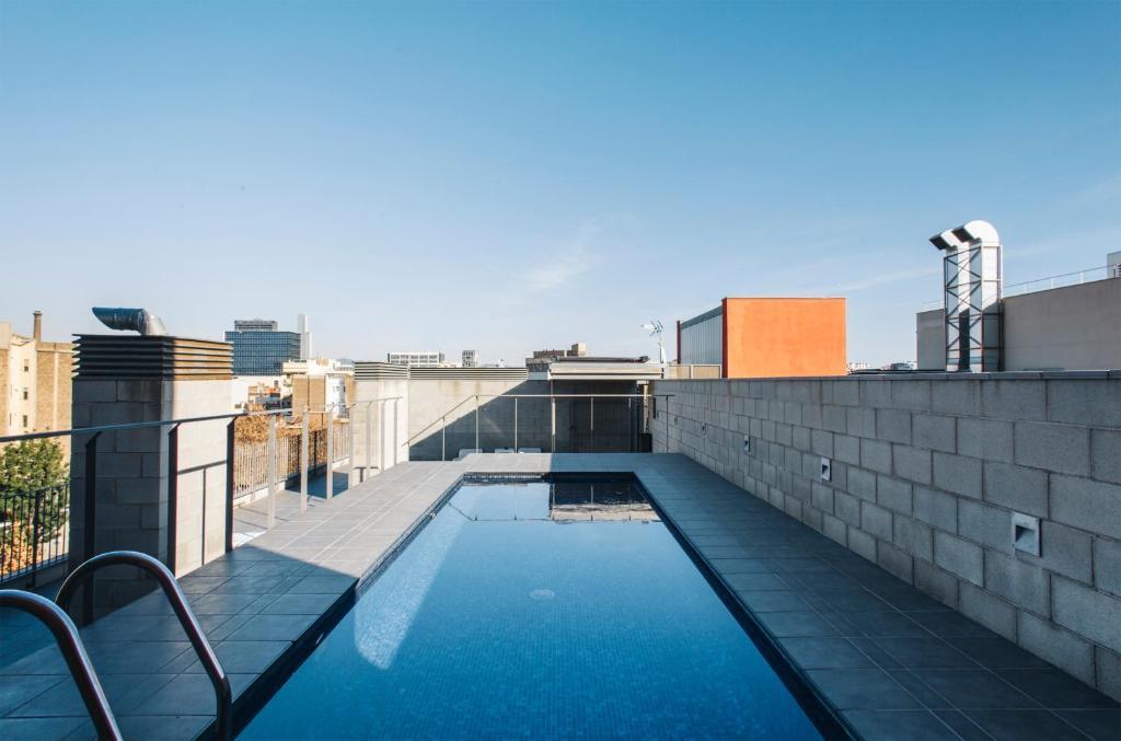 Piscina en o cerca de Barcelona Apartment Republica