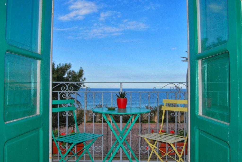 Balcone o terrazza di Le Luminarie - Creative Residence