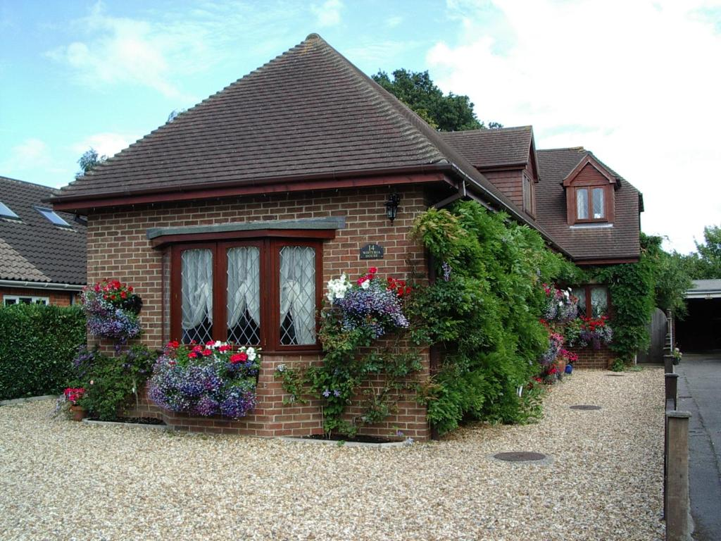 Wisteria House - Laterooms