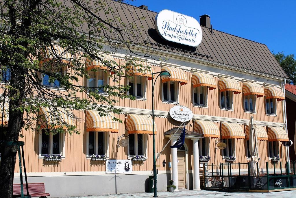 Pietarsaaren Kaupunginhotelli Pietarsaari, Finland