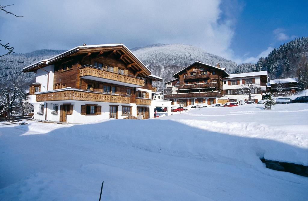 Hotel Silvapina Klosters, Switzerland