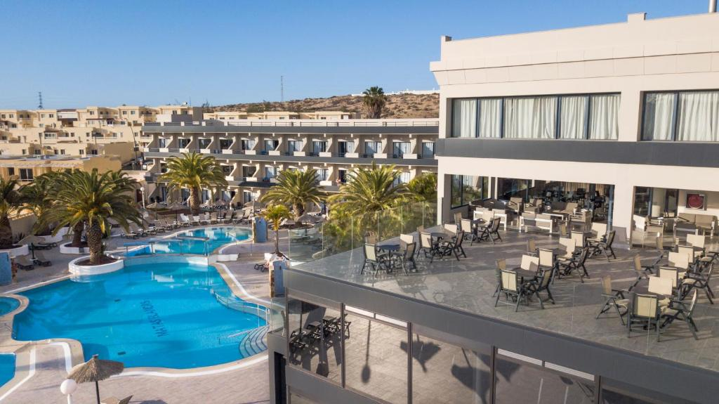 A view of the pool at Kn Hotel Matas Blancas - Solo Adultos or nearby