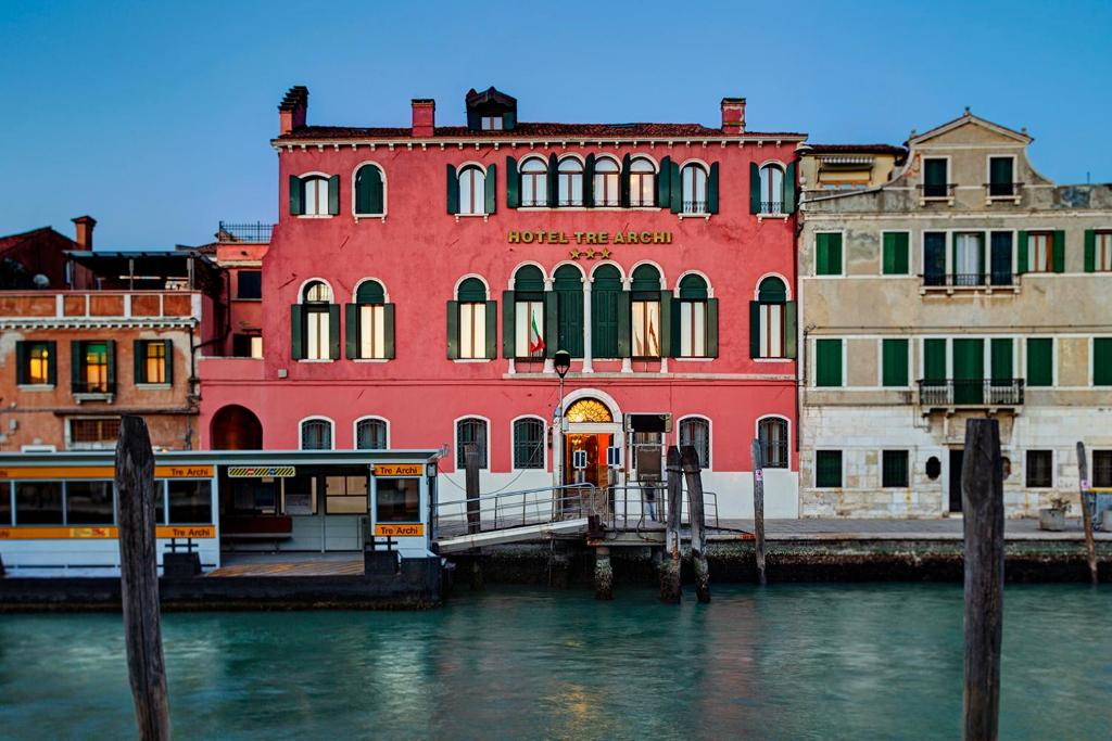 Hotel Tre Archi Venice, Italy