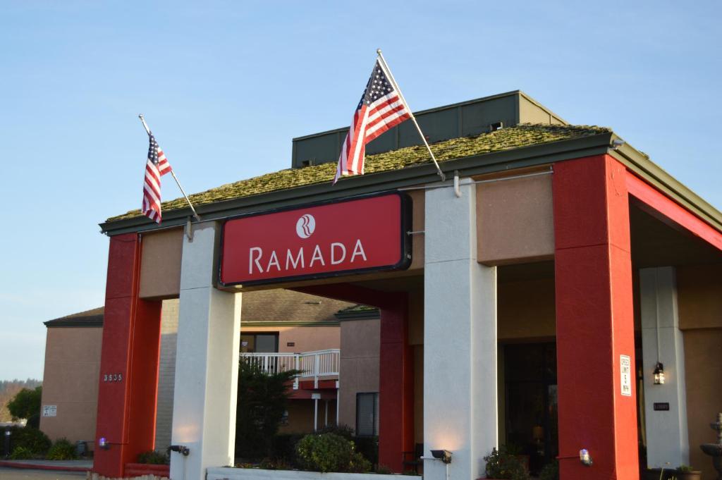 The Ramada by Wyndham Arcata.
