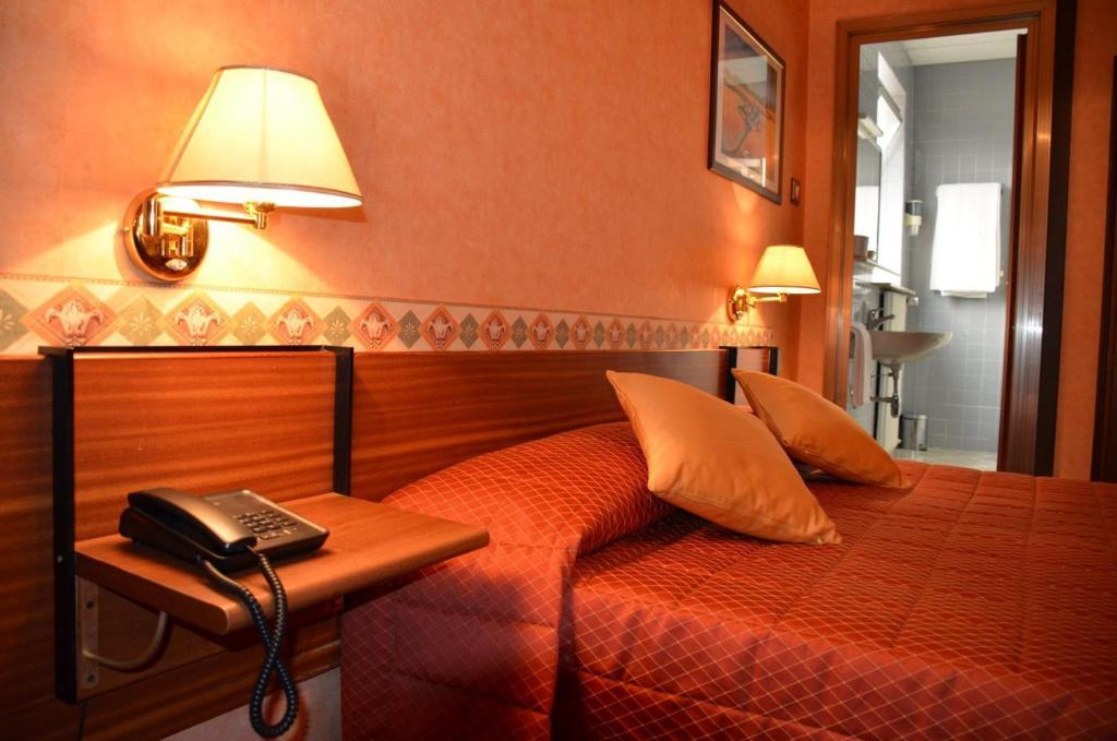 Hotel Milano Trieste, Italy