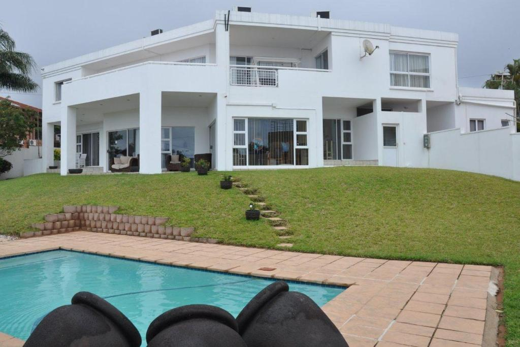 The swimming pool at or close to 34 on Milkwood