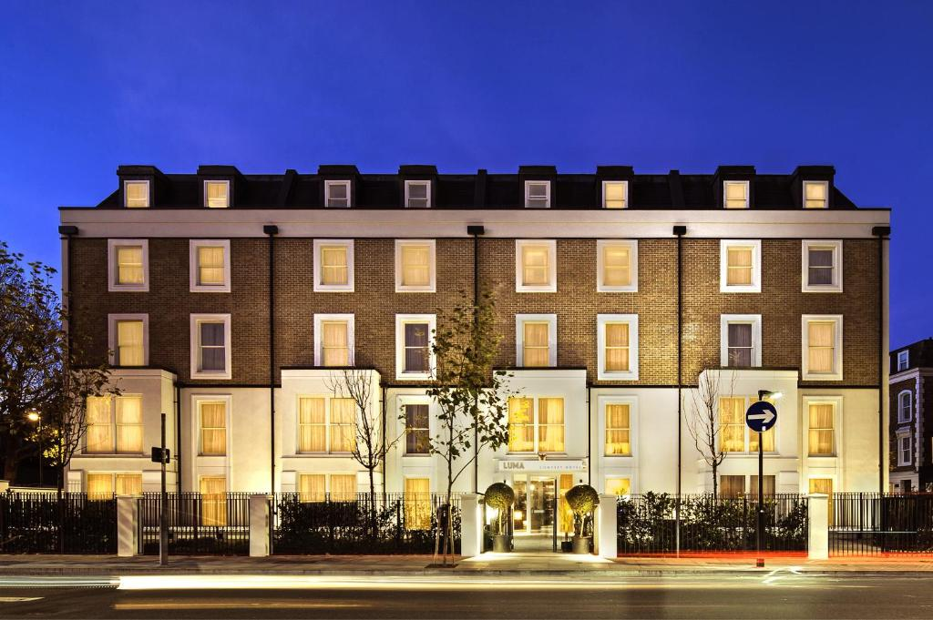 The Heeton Concept Hotel - Luma Hammersmith.