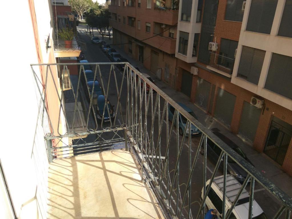 Un balcón o terraza de Apartamento Cuatro Carreres
