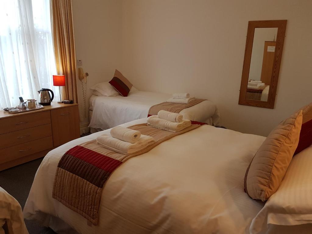 Green Gables Guest House - Laterooms
