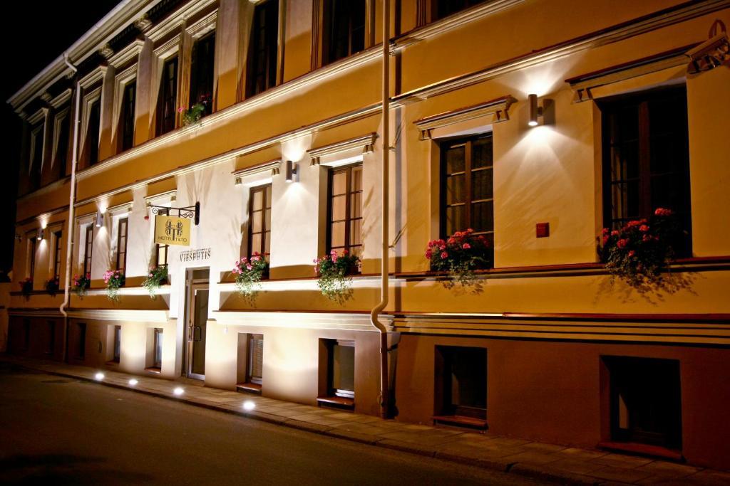 Hotel Tilto Vilnius, Lithuania