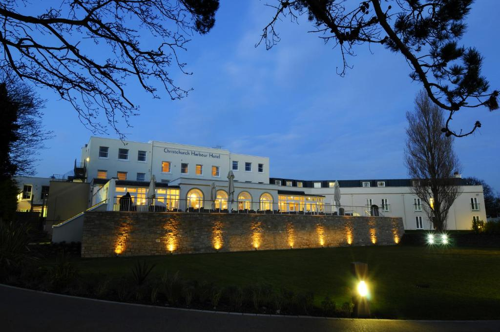 Christchurch Harbour Hotel &  Spa - Laterooms