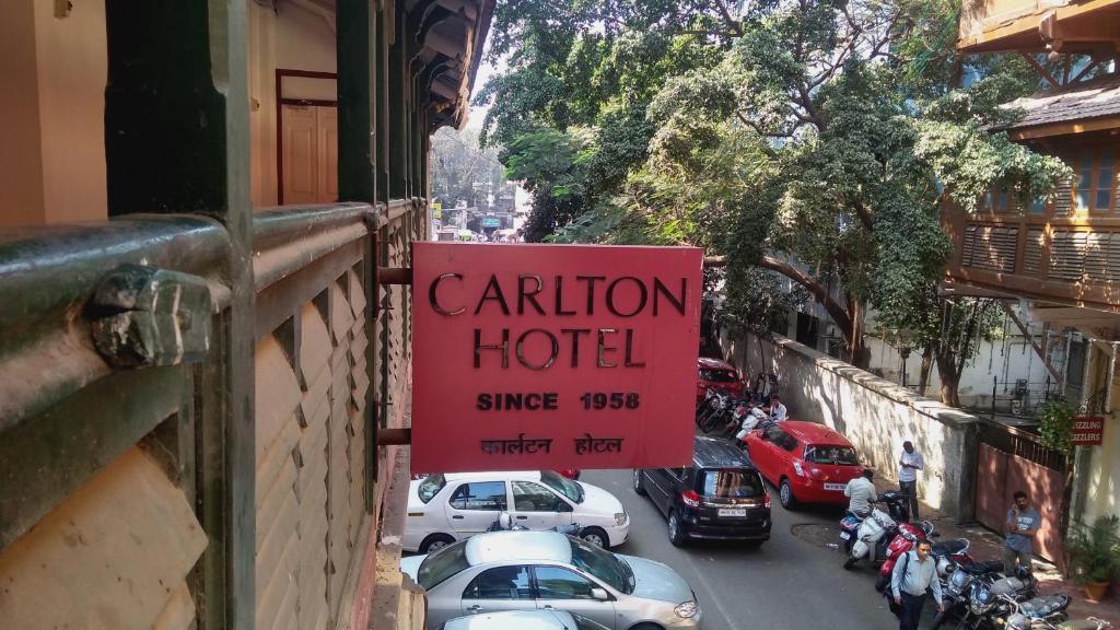 The Carlton Hotel - Colaba Mumbai.