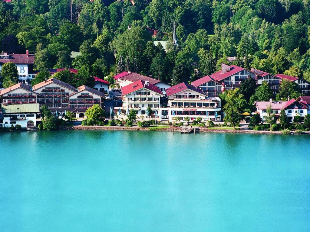 Hotel Bachmair am See Rottach-Egern, Germany