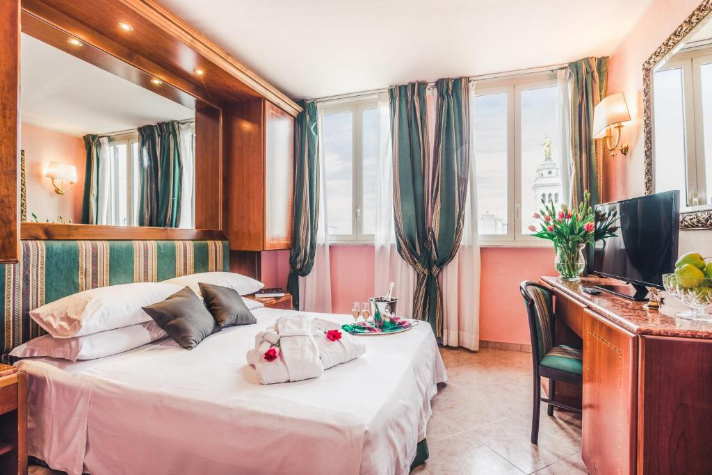 Hotel Siracusa - Laterooms