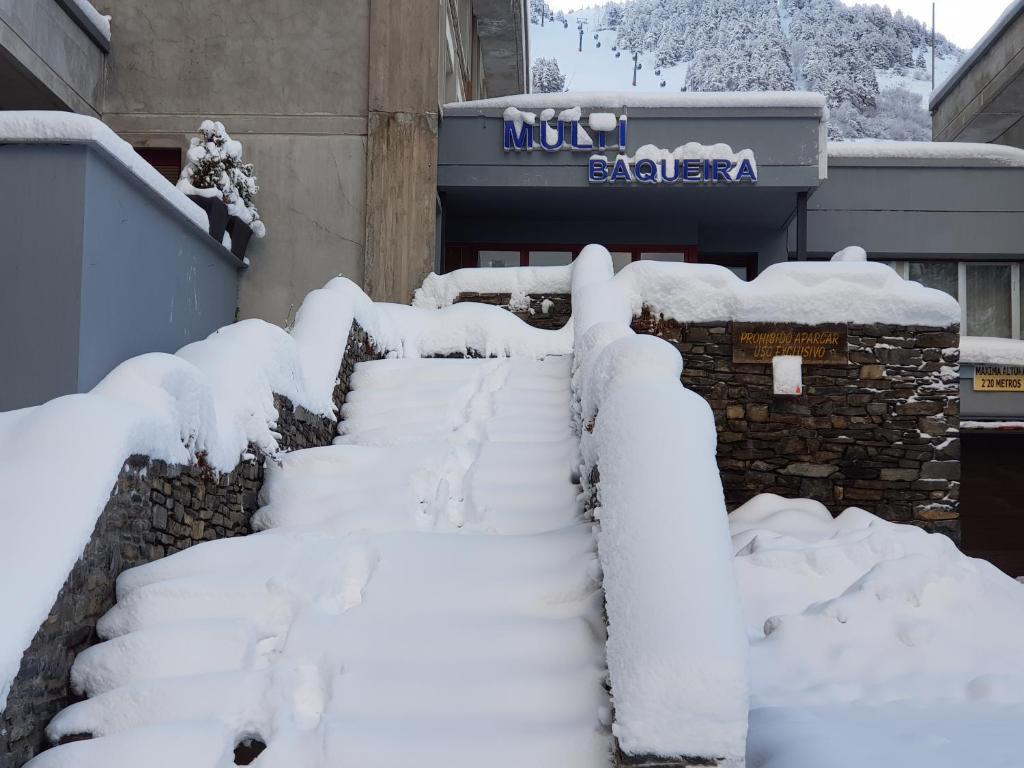 Apartamentos MultiBaqueira en invierno