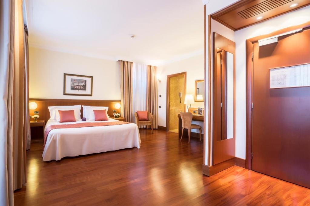 Hotel Ponte Sisto - Laterooms