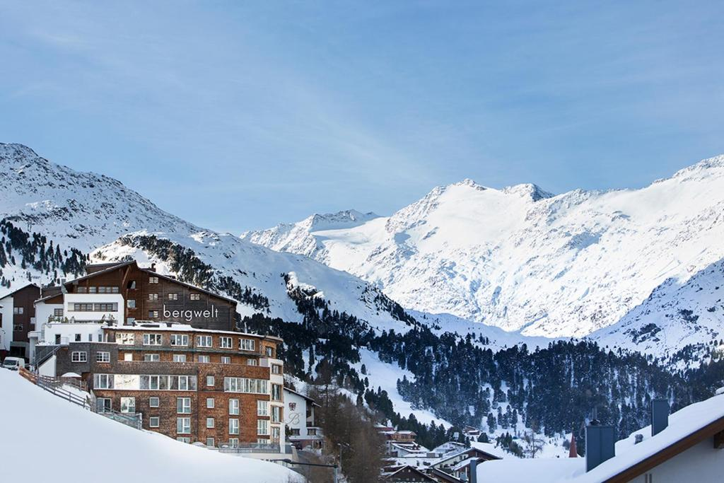 Hotel Bergwelt Obergurgl, Austria