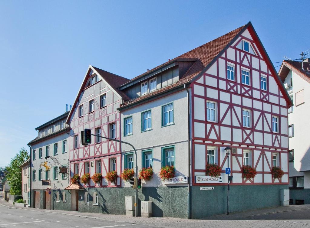 Hotel Gasthof Zum Rossle Heilbronn, Germany