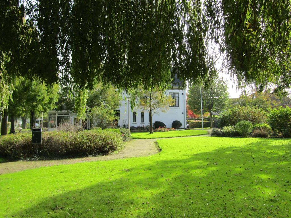 Een tuin van Herberg Welgelegen