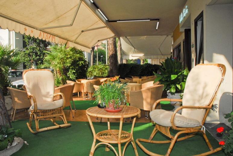 Hotel La Pineta Riccione, Italy