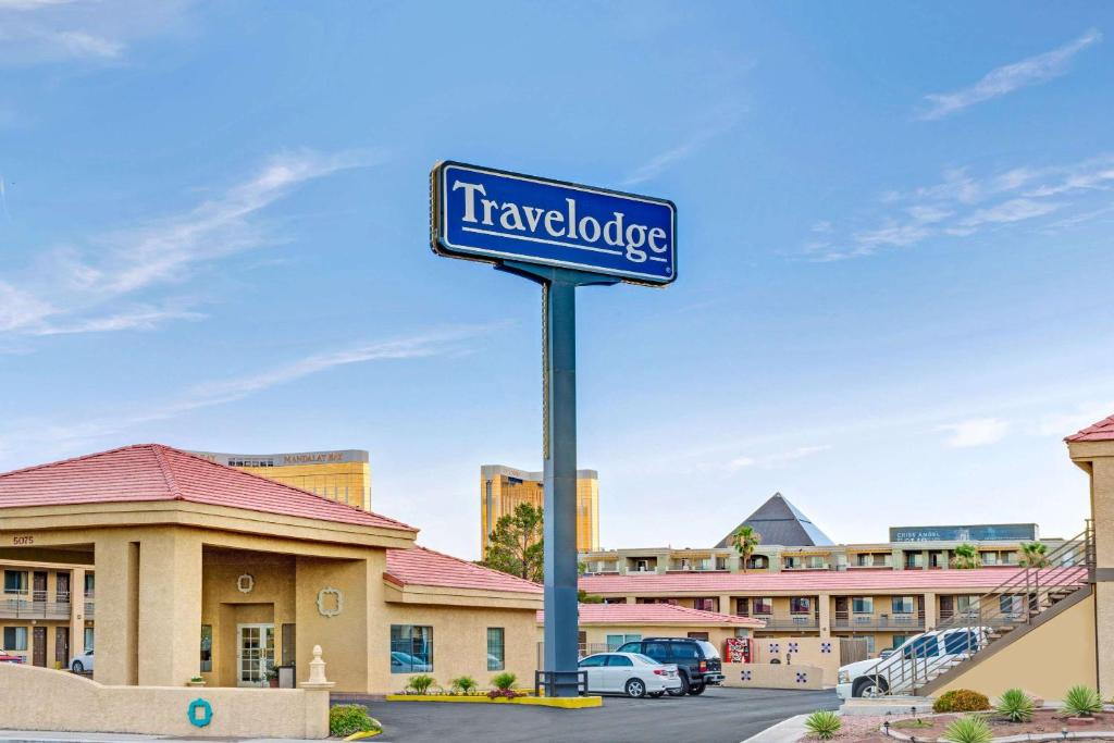 The Travelodge by Wyndham Las Vegas Airport Near The Strip.