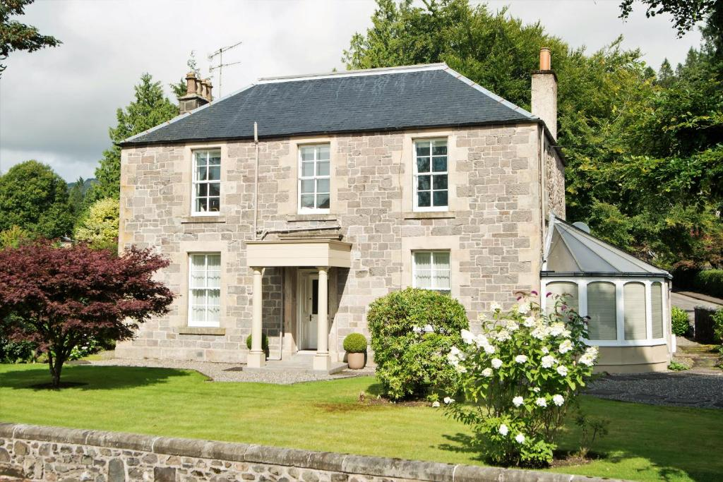 DUNMOR HOUSE - Laterooms