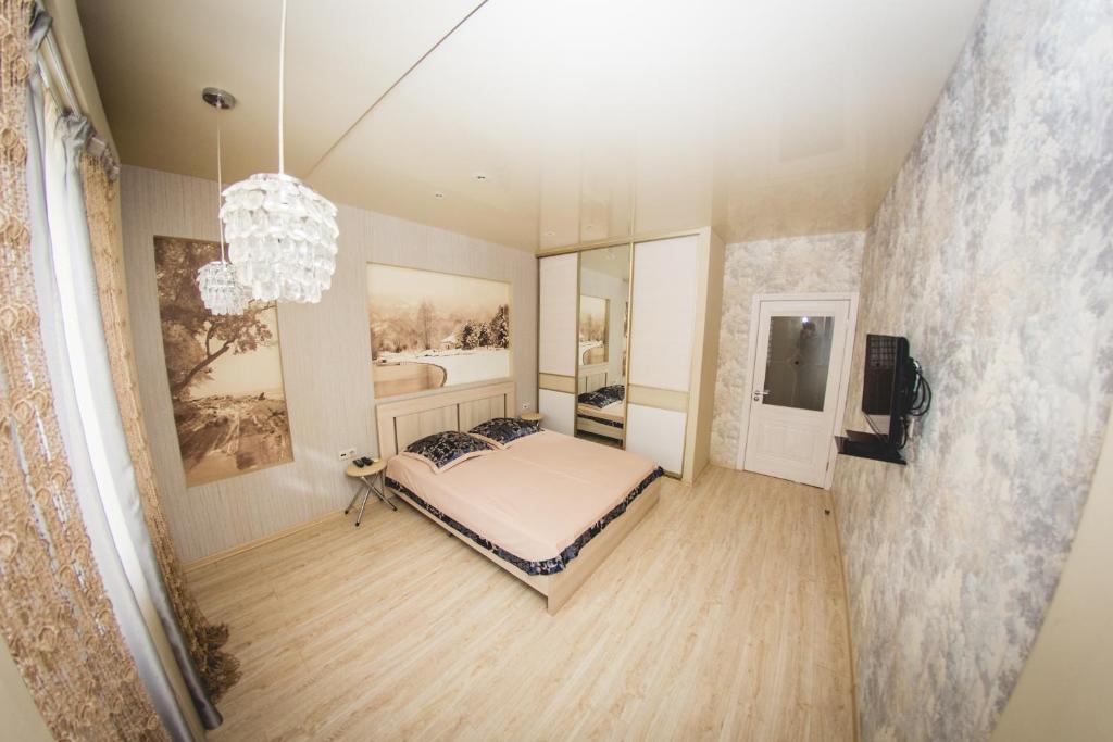 Гостиная зона в ATLANT Apartments 109