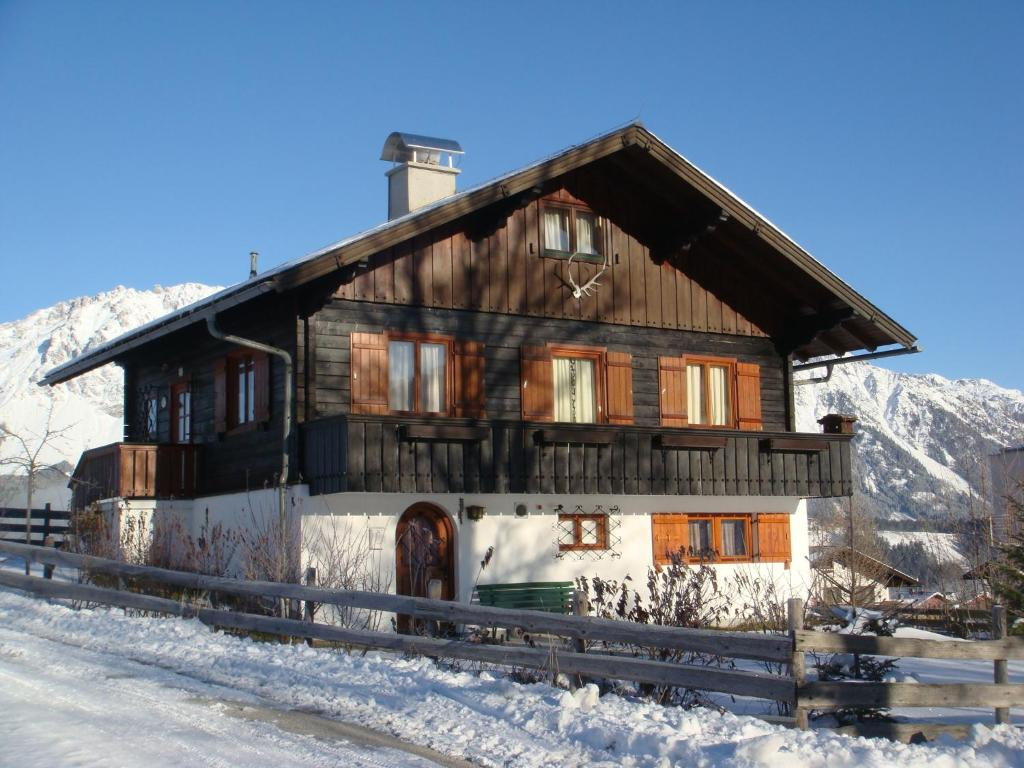 Chalet Maresi by Schladming-Appartements v zimě