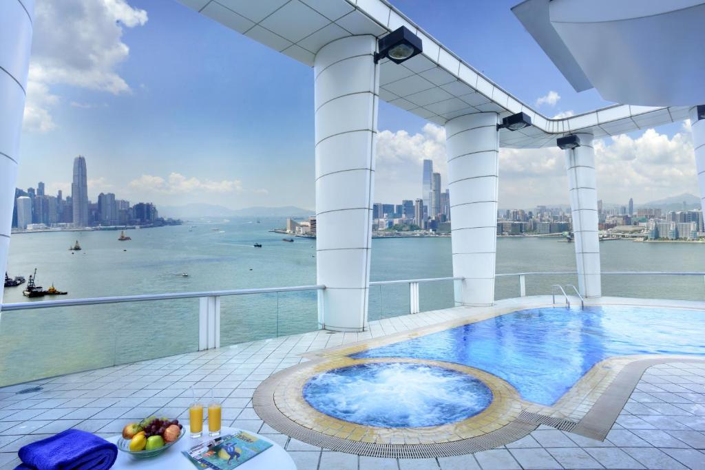 Metropark Hotel Causeway Bay - Laterooms