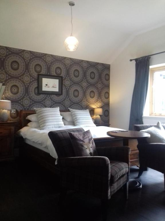 A bed or beds in a room at 40 Bernisdale - The Sabhal