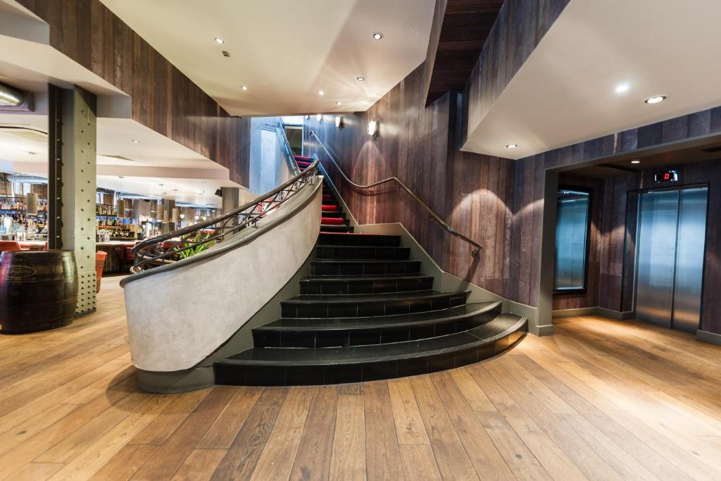 The lobby or reception area at Malmaison Manchester