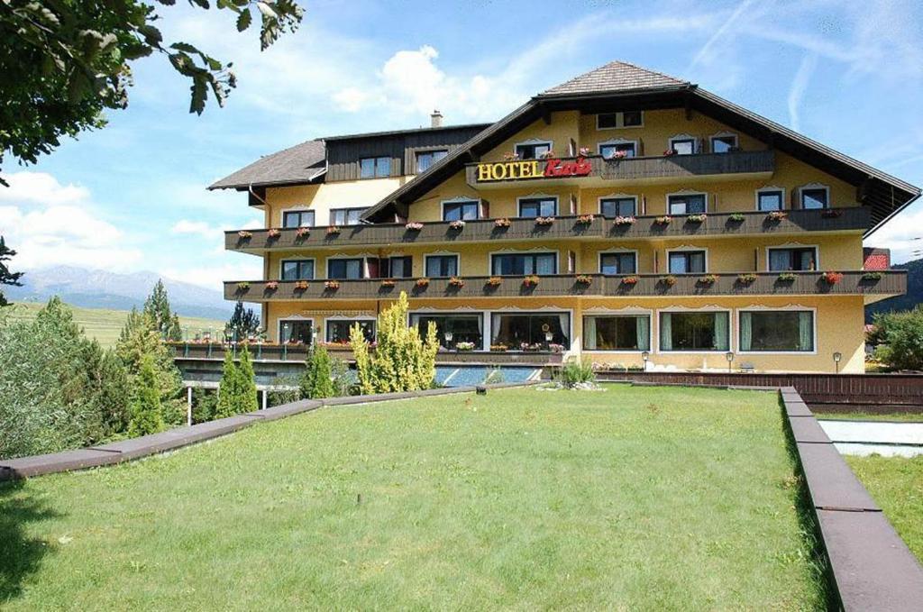 Aktivhotel Karla Mauterndorf, Austria