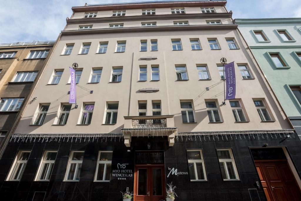 Myo Hotel Wenceslas Prague, Czech Republic
