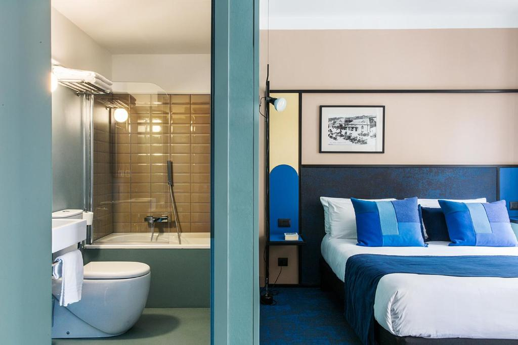 Hotel Les Cigales - Laterooms