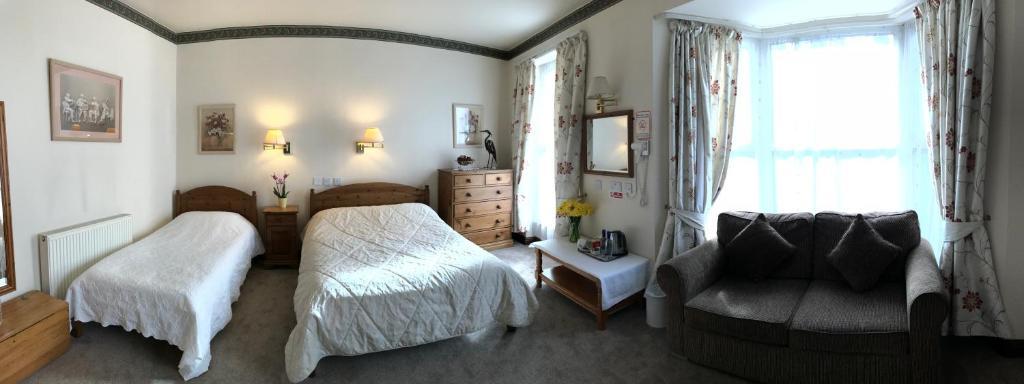 Garden Hotel - Laterooms