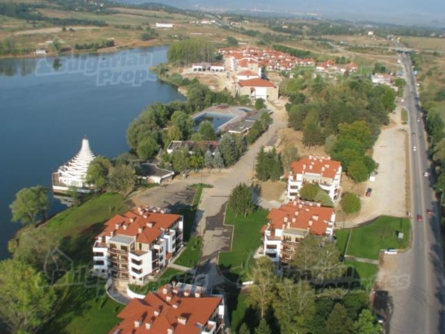 A bird's-eye view of Pravets Spa Resort Apartments