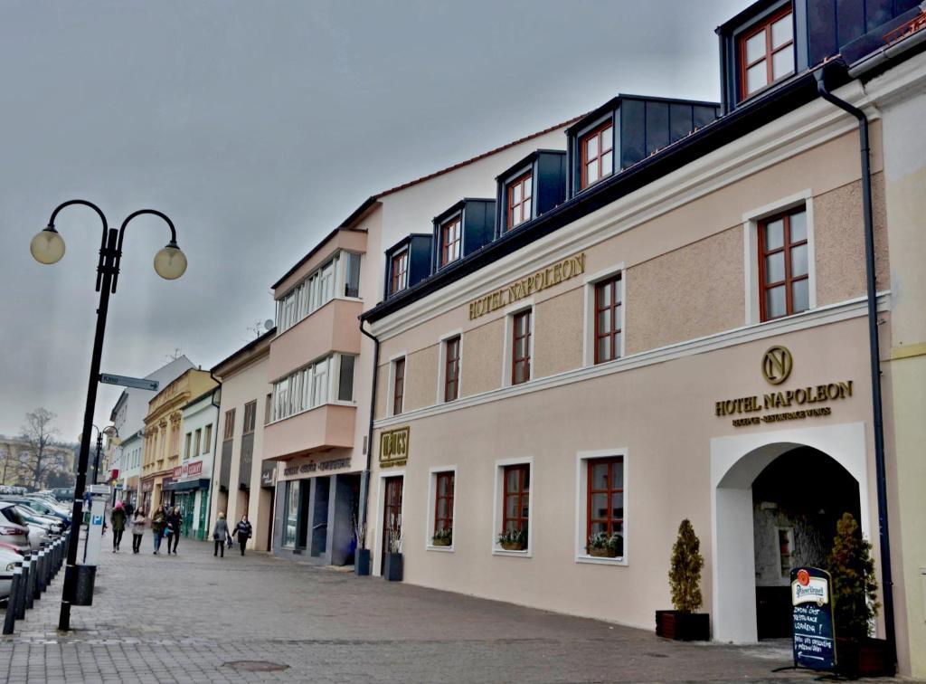 Hotel Napoleon Austerlitz Slavkov u Brna, Czech Republic