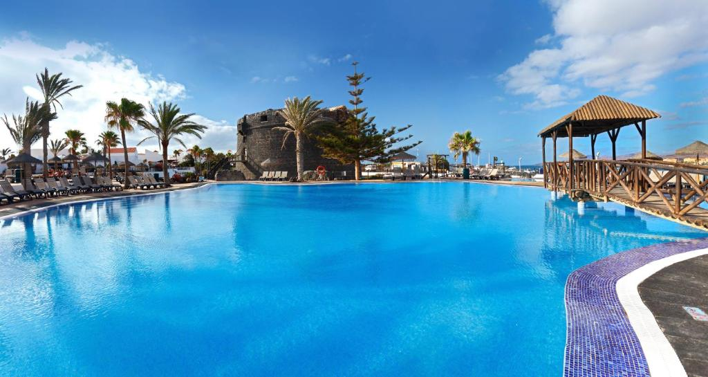 The swimming pool at or near Barceló Castillo Beach Resort
