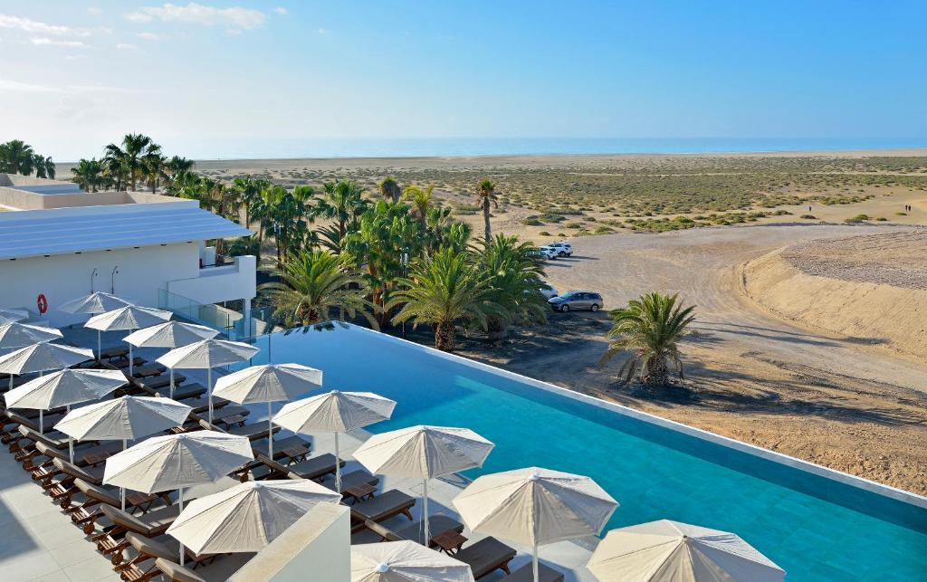 A view of the pool at INNSiDE by Meliá Fuerteventura – Adults Only or nearby