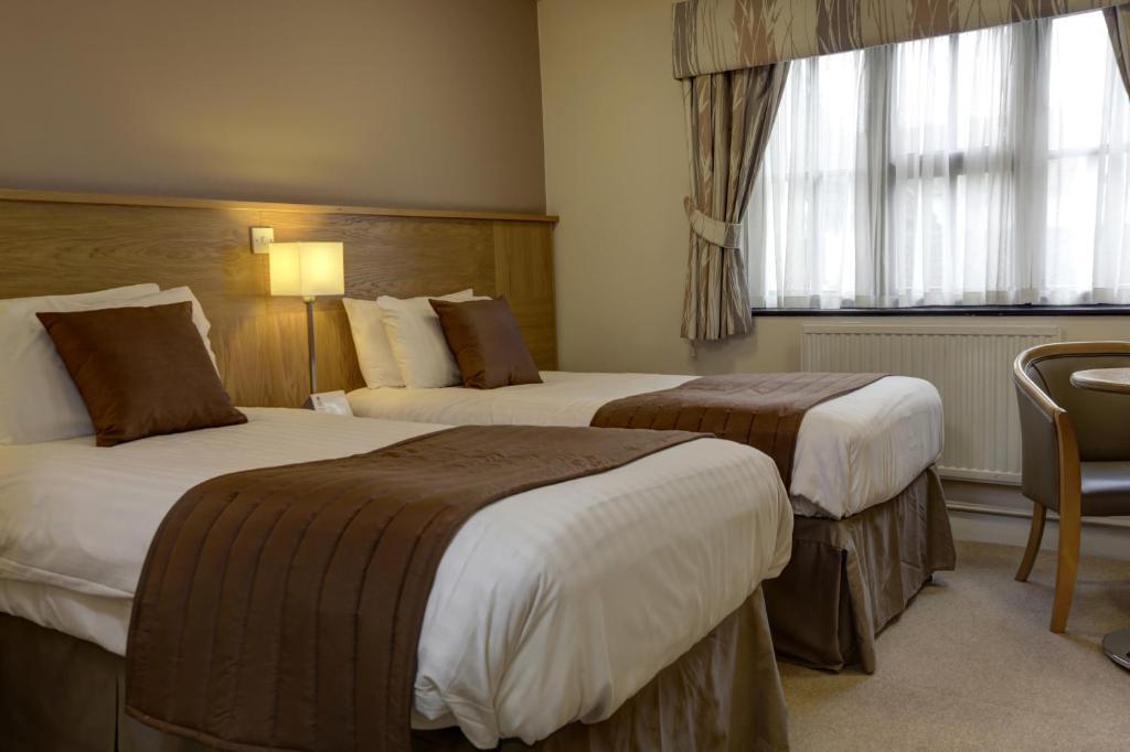 BEST WESTERN PLUS Ullesthorpe Court Hotel & Golf Club - Laterooms