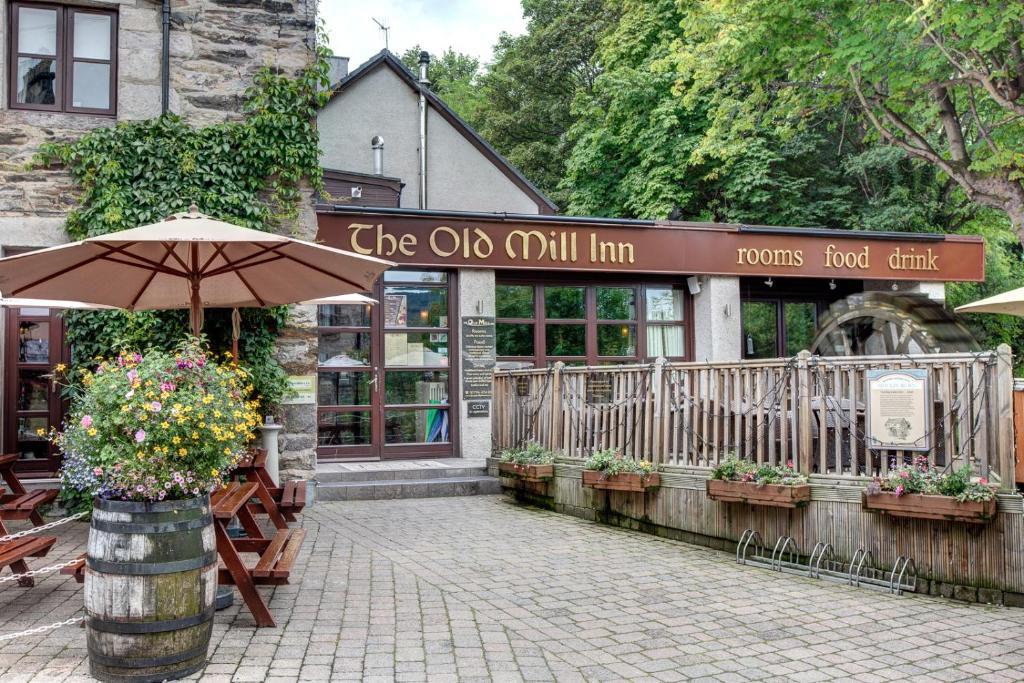 Old Mill Inn - Laterooms