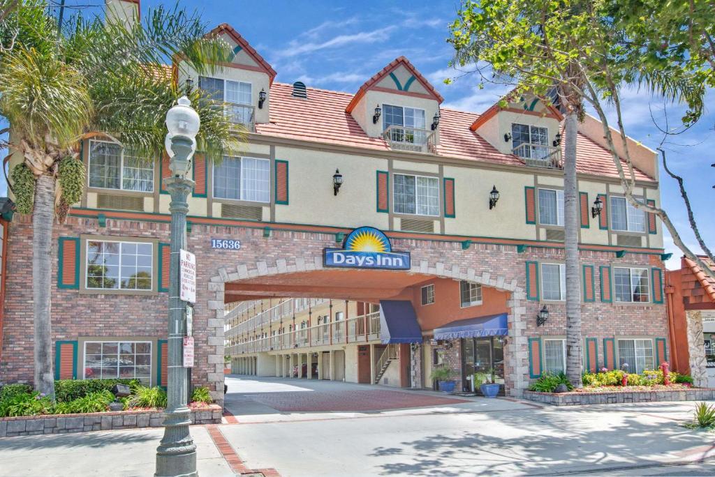 The Days Inn by Wyndham Los Angeles LAX Redondo and Manhattan Beach.