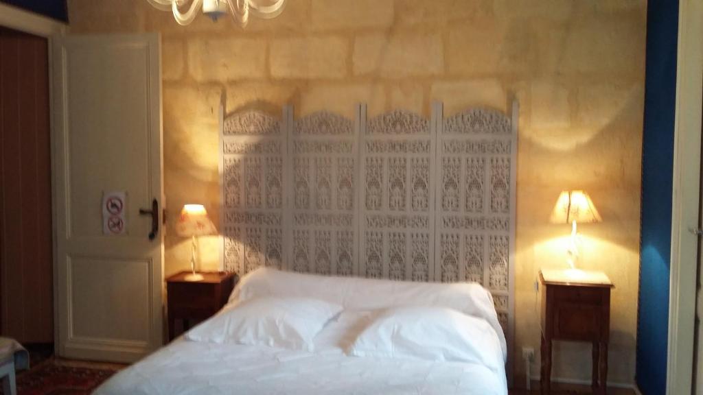 Un ou plusieurs lits dans un hébergement de l'établissement La Chenaie