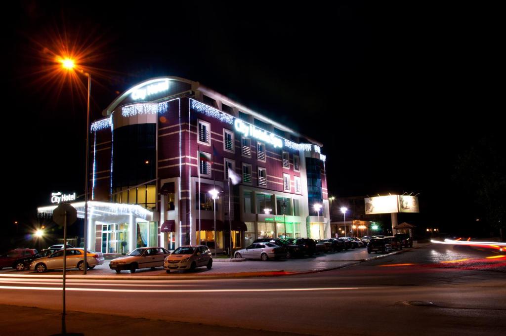 City Hotel Plovdiv Plovdiv, Bulgaria