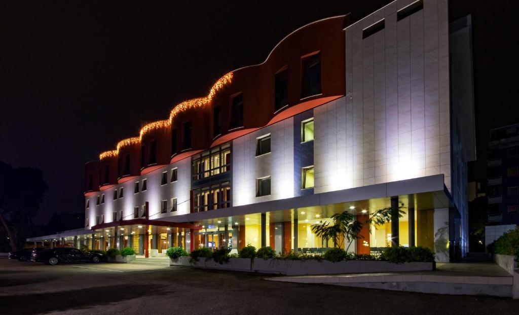 BV President Hotel Rende, Italy
